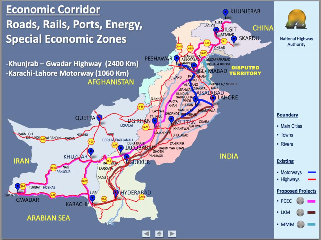 Pak-China Industrial Corridor